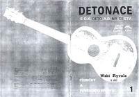 Detonace